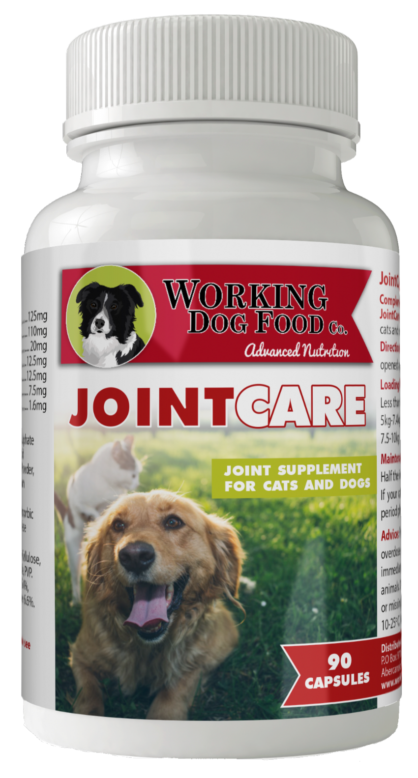 Joint Care Dog & Cat 90 Capsule